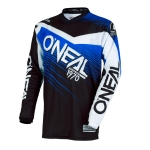 ONeal Element Shirt Racewear Black-Blue 2018