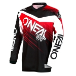 ONeal Element Shirt Racewear Black-Red 2018