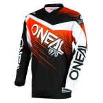 ONeal Element Shirt Racewear Black-Orange 2018