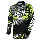 ONeal Element Shirt Attack Black-Hi-viz 2018