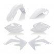 Acerbis Plastik-Kit Honda CRF 450R 05-06 White SALE