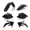 Acerbis Plastik-Kit Honda CRF 450R 05-06 Black SALE