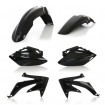 Acerbis Plastik-Kit Honda CRF 450R 07-08 Black SALE