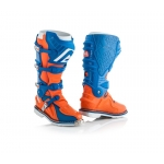 Acerbis X-Move 2.0 Boots Blue-Orange 2018