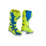 Acerbis X-Move 2.0 Stiefel Yellow-Blue 2018