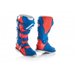 Acerbis X-Move 2.0 Stiefel Red-Blue 2018