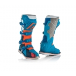 Acerbis X-Pro V. Boots Blue-Orange # SALE