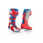 Acerbis X-Pro V. Boots Blue-Red # SALE