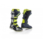 Acerbis X-Pro V. Boots Grey-Yellow