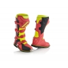 Acerbis X-Pro V. Stiefel Red-Yellow 2018