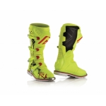 Acerbis X-Pro V. Stiefel Yellow-Black 2018