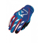 Acerbis MX-X1 Handschuhe Blue-Red 2018