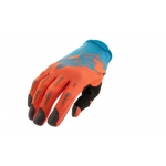 Acerbis MX-X2 Handschuhe Blue-Orange 2018