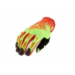 Acerbis MX-X2 Handschuhe Yellow-Orange 2018