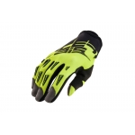 Acerbis MX-X2 Handschuhe Yellow-Black 2018