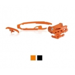 Acerbis Chain Slide/Chain Guide/Chain Glide Set KTM SX/SX-F from 11', EXC/XEC-F from 12', Husqvarna TC/TE, FC/FE from 14'