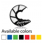 Acerbis Front Disc Cover X-Brake Vented