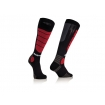 Acerbis MX Impact Junior Socken black-red