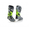Acerbis X-Rock Boots Grey-Yellow 2018
