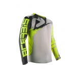 Acerbis Special Edition Shirt Aerotuned Grey-Yellow 2018