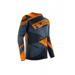 Acerbis Special Edition Shirt Mudcore Orange-Black 2018