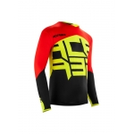 Acerbis X-Flex Shirt Alfa Black-Red 2018