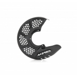 Acerbis Front Disc Cover X-Brake Carbon