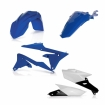 Acerbis Plastic-Kit WRF 250/450 from 04'