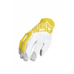 Acerbis MX X-P Gloves Yellow-White 2019-2020