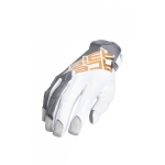Acerbis MX X-P Gloves Grey-Gold 2019-2020
