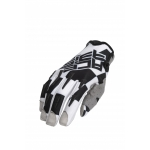 Acerbis MX X-P Gloves Black-White 2020