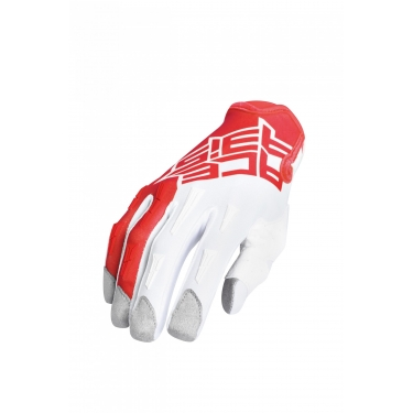 Acerbis MX X-P Gloves Red-White 2019-2020
