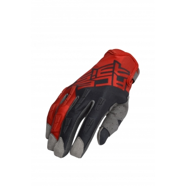 Acerbis MX X-P Gloves Red-Grey 2020