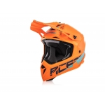 Acerbis Steel Carbon Helmet Orange 2020