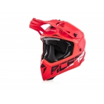 Acerbis Steel Carbon Helmet Red 2020