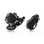 Acerbis X-Power Clutch + Ignition Cover Protectors KTM 250/350 SX-F 16-, Husqvarna FC 250/350 16-