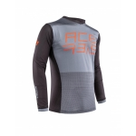 Acerbis LTD Jersey Fireflight Black-Orange 2020
