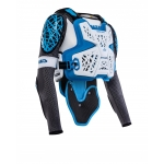 Acerbis Body Armour Galaxy White-Blue