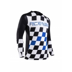 Acerbis LTD Jersey Start & Finish Black-Blue 2020