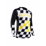 Acerbis LTD Jersey Start & Finish Black-Yellow 2020