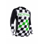 Acerbis LTD Jersey Start & Finish Black-Green 2020
