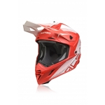 Acerbis X-Track Helm Red-White 2020