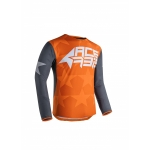Acerbis X-Flex Jersey Starway Orange-Grey 2020