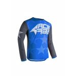 Acerbis X-Flex Jersey Starway Blue-Grey 2020