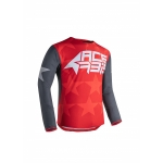 Acerbis X-Flex Jersey Starway Red-Grey 2020