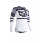 Acerbis Jersey Helios Vented Grey-White 2020-2021