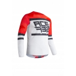 Acerbis Jersey Helios Vented Red-White 2020-2021