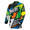 ONeal Mayhem Shirt Lite Glitch Black-Neon Yellow 2016 # SALE