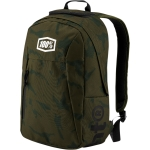 100% Skycap Backpack Camo 2021