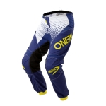ONeal Element Hose Racewear Blue-Yellow 2018